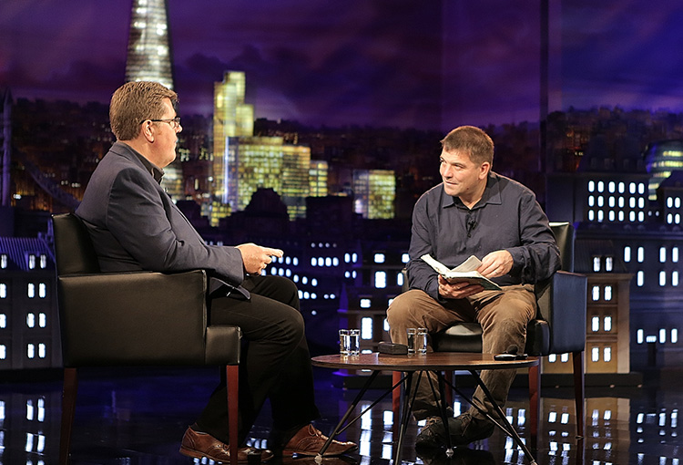 Rico Tice on TBN